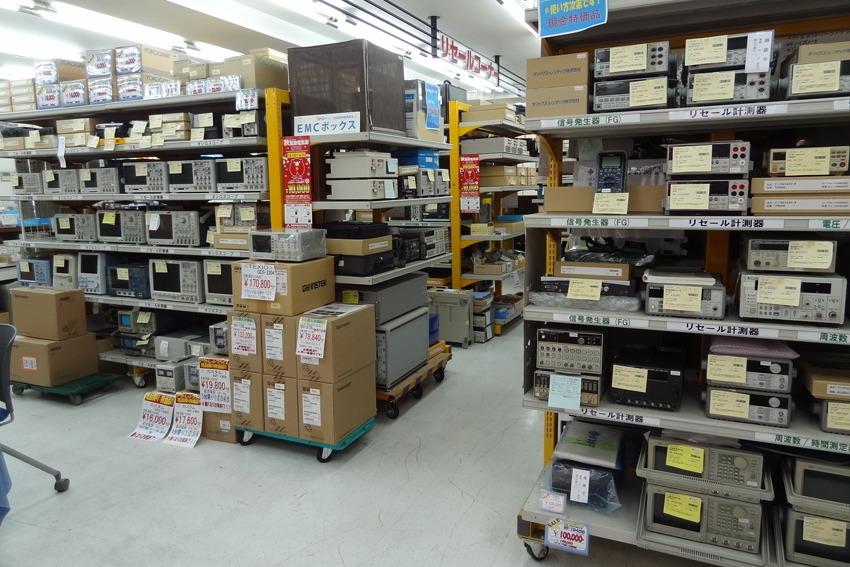 計測器ランド リセール計測器販売センター 店舗情報&応援メッセージを送る