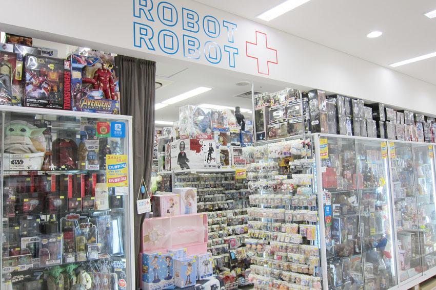 ロボットロボット 秋葉原ラジオ会館店 店舗情報&応援メッセージを送る
