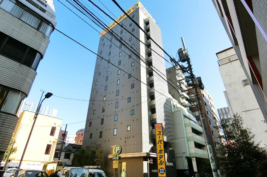 スーパーホテル秋葉原・末広町 施設情報&応援メッセージを送る