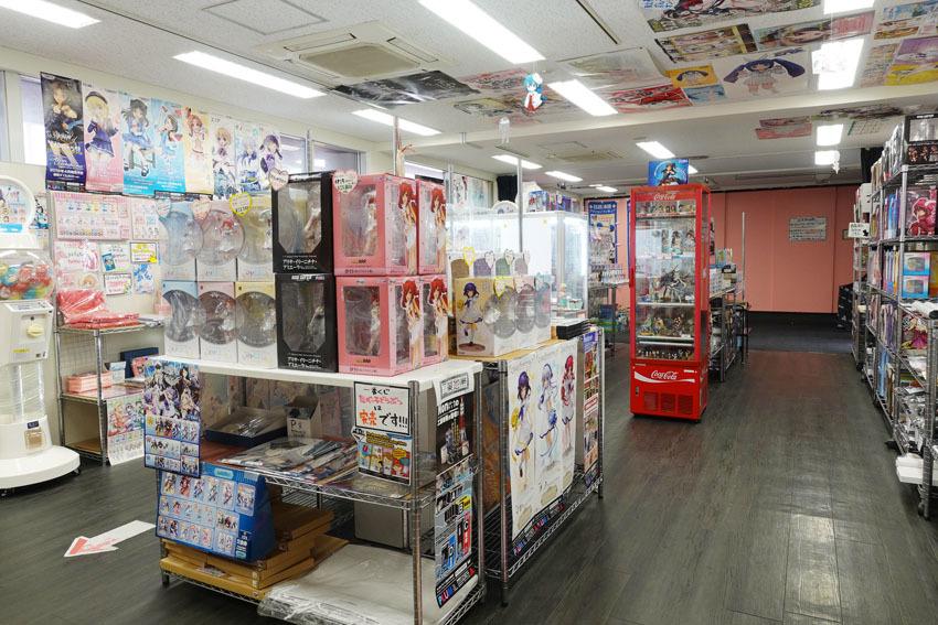 PLUM LIVE SHOP 秋葉原店 店舗情報&応援メッセージを送る