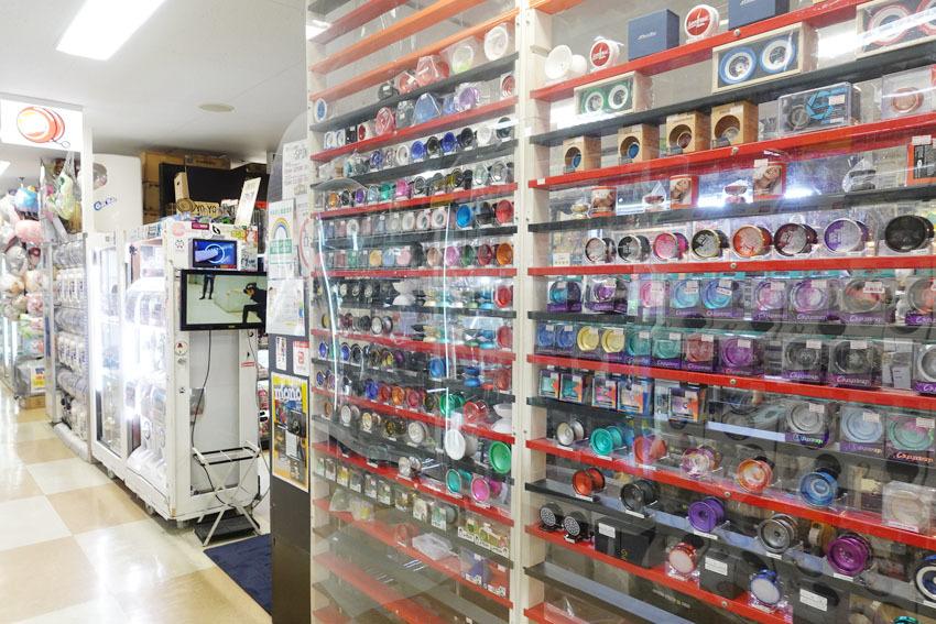 ヨーヨーショップスピンギア AKIBAカルチャーズZONE店 店舗情報&応援メッセージを送る