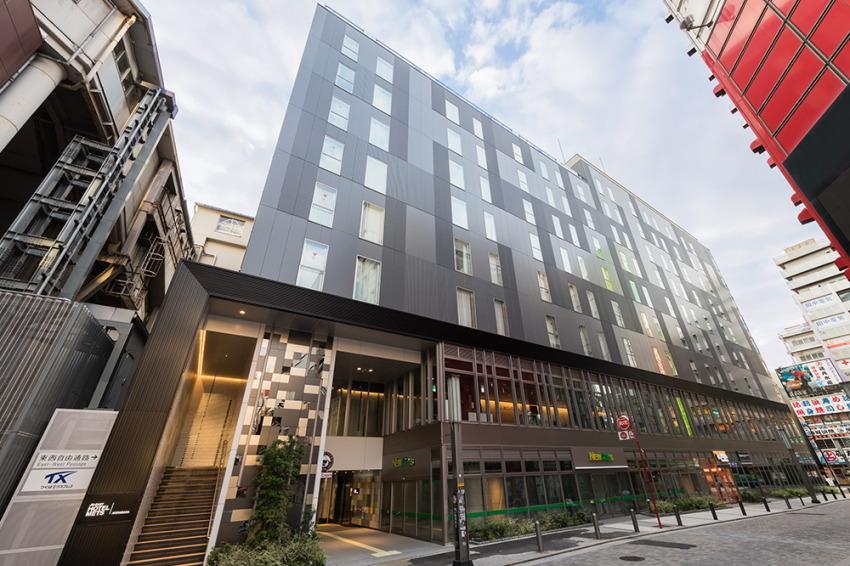 JR東日本ホテルメッツ 秋葉原 施設情報&応援メッセージを送る