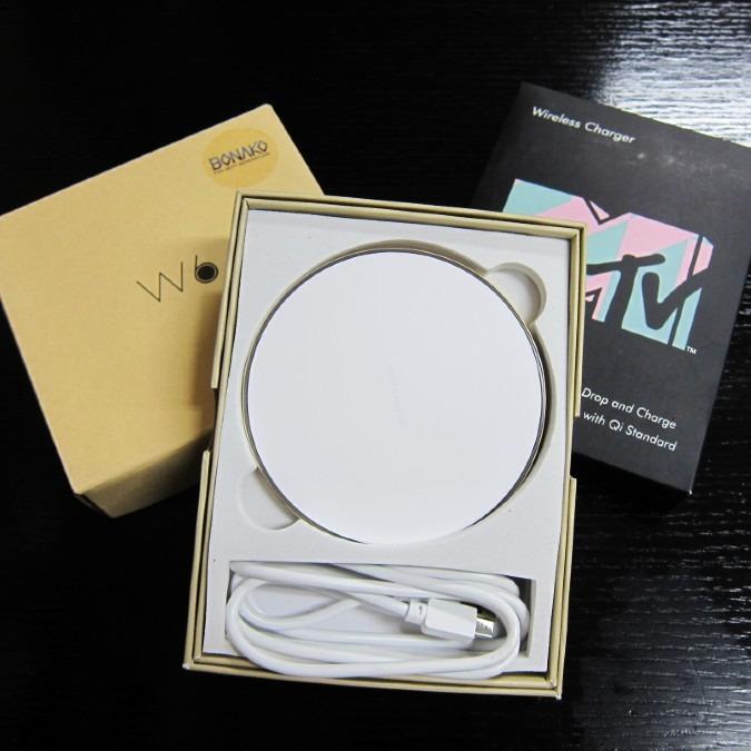 【ちゃトラ&ORANGE TOKYO】スマホワイヤレス充電器 Qi(チー)