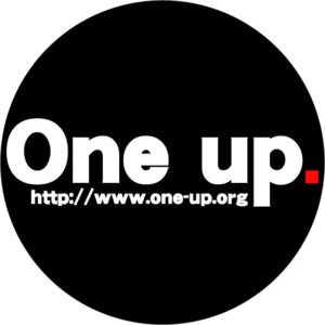 One up.
