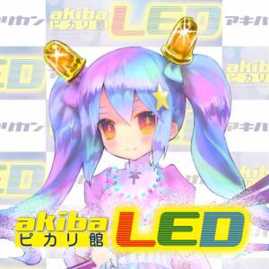 akiba LED ピカリ館